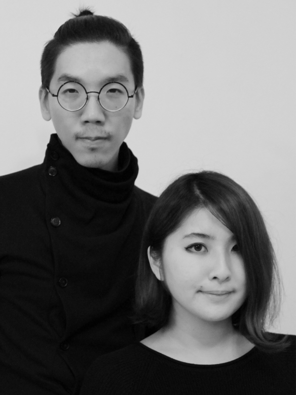 Nancy Liang and Baron Chau
