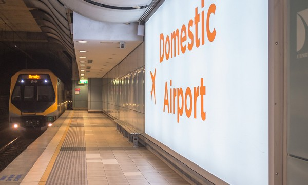 Domestic Airport Station