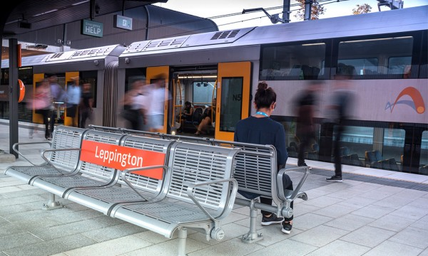 Leppington Station