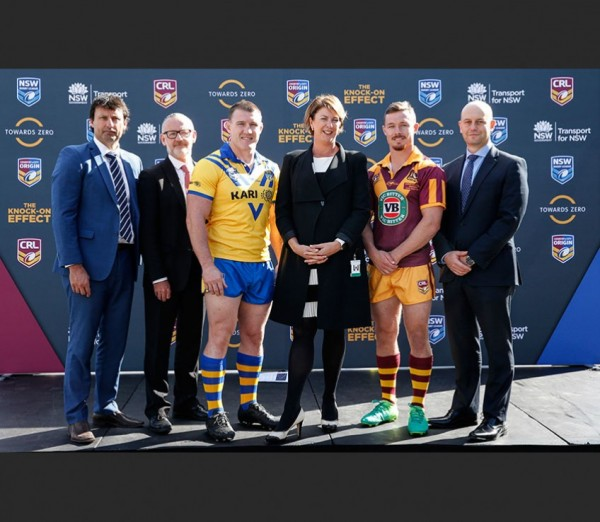 National Rugby League, Country Rugby League and NSW Rugby League