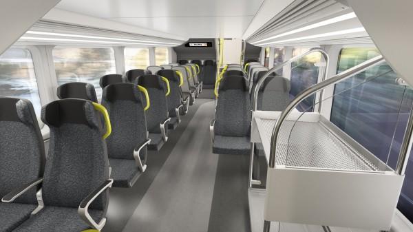 New Intercity Fleet   Transport for NSW