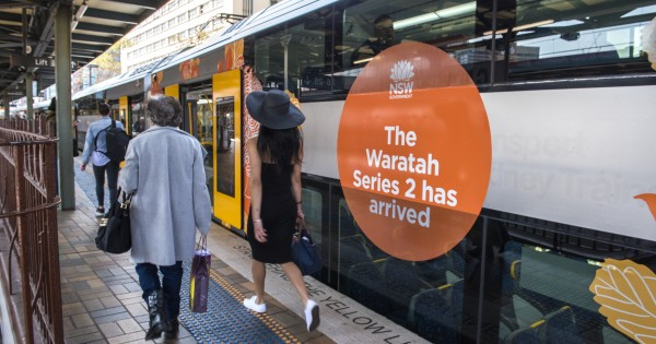 Sydney Growth Trains | Transport for NSW