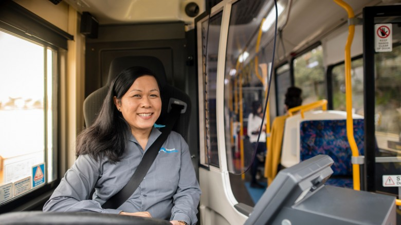 bus drivers wanted in australia