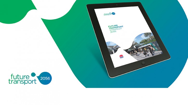Check out Future Transport 2056 - our bold new strategy for transport in NSW