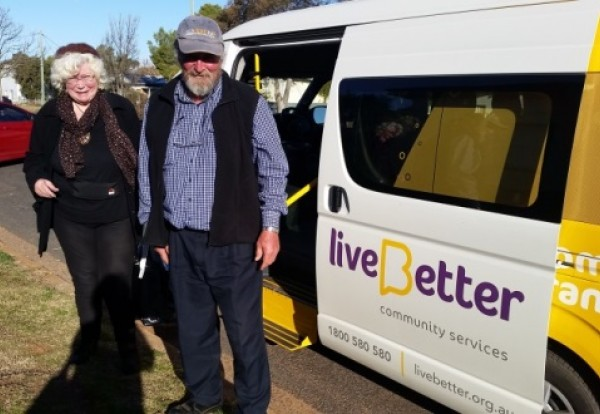 Western NSW Community Transport