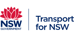 NSW Government - Transport for New South Wales Logo